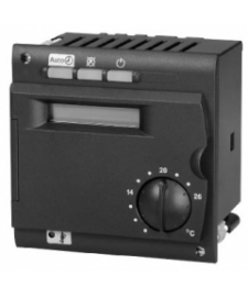 Комплект управления:Регулятор RVA43.222 - 1 шт; Клеммы SVA43.222 -1 компл; Погружной датчик QAZ21.5220 - 1 шт