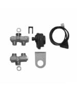 Комплект 3-х ходового клапана, FUGAS для котла СКАТ Версия 11 и 13
